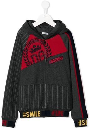 Dolce & Gabbana Logo Hoodie