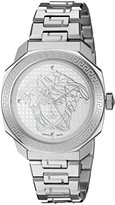 Versace Women's 'Dylos' Swiss Quartz Stainless Steel Casual Watch (Model: VQD090015)