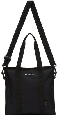 Carhartt Work In Progress Black Payton Shopping Tote