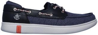Skechers Glide Ultra - Playa Navy Flat Shoe