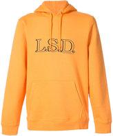 Stussy long sleeved hoodie