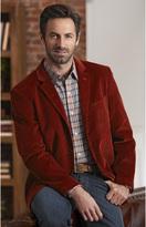 Johnston & Murphy Garment-Washed Corduroy Blazer