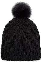 Helmut Lang Pom Hat