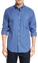 Vineyard Vines Men's Burcliffe Plaid Tucker Sport Shirt