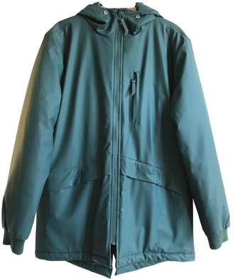 Rains \N Green Polyester Jackets