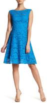 Nanette Lepore Eyelet Embroidered Dress