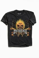 Urban Outfitters Metallica Fire And Ice Tee
