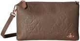 Vivienne Westwood Hogarth Clutch Cross Body Handbags