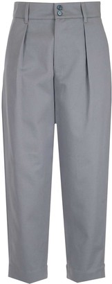Barena High-Waisted Trousers