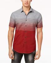 INC International Concepts Men's Ombré Shirt, Created for Macy's