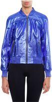 Saint Laurent Laminated Leather Jacket