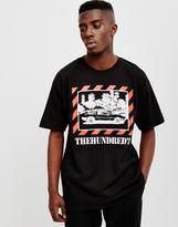 The Hundreds Bobby'z T-Shirt Black