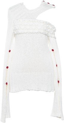 Hellessy \N White Cotton Knitwear