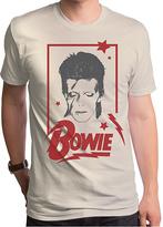 Goodie Two Sleeves David Bowie Aladdin Sane Frame Tee - Men's Regular