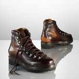 Ralph Lauren Fidel Ii Hand-Burnished Boot