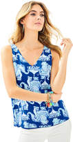 Lilly Pulitzer Florin Reversible Sleeveless V