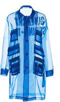 Givenchy Transparent Multipockets Coat