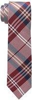 Ben Sherman Men's Joinville Plaid Skinny Tie