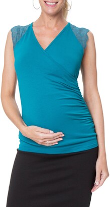 Stowaway Collection Chelsea Maternity/Nursing Tank