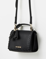 Love Moschino Tassel Detail Hand Held Crossbody Bag