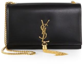 Saint Laurent Medium Kate Tassel Leather Shoulder Bag