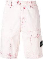 Stone Island cargo shorts - men - Cotton - 30