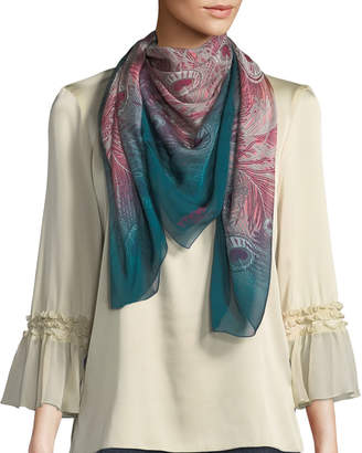 Liberty London All O'Hera Silk Scarf