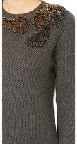 Vera Wang Collection Wool Sweater