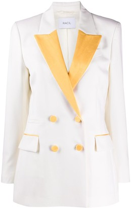 Racil Double-Breasted Blazer