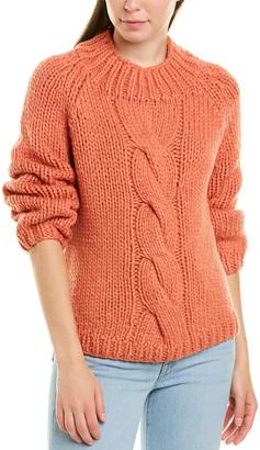 Brochu Walker Wool-Blend Pullover