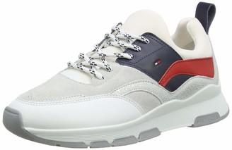 Tommy Hilfiger Women's Sporty Chunky Glitter Sneaker Low-Top