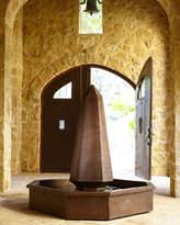 Ridged Fountain