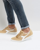 Diadora B.Original Sneakers In Beige
