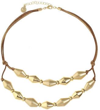 Liz Claiborne 17 Inch Collar Necklace
