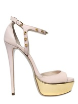 Ruthie Davis 150mm Jupiter Leather Sandals