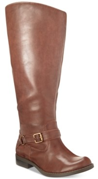 Easy Street Shoes Quinn Wide-Calf Riding Boots Women's Shoes