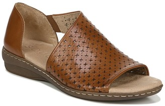 Soul Naturalizer Brylan Leather Perforated Sandal - Wide Width Available