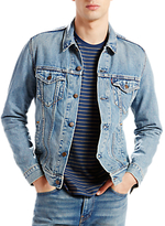 Levi's The Trucker Denim Jacket, Icy