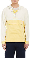 Outerknown OUTERKNOWN MEN'S COLORBLOCKED HOODED ANORAK SIZE XL