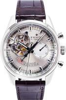 Zenith 03.2080.4021/01.C494 El Primero stainless steel watch