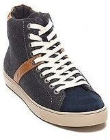 Tommy Hilfiger Men's High Top Canvas Sneaker