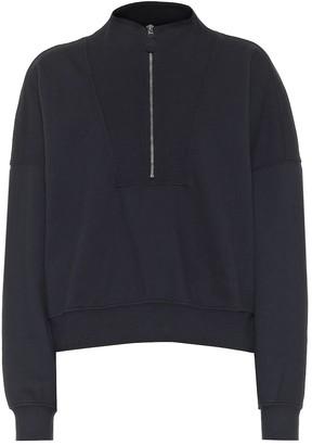 Velvet Nilly cotton sweatshirt