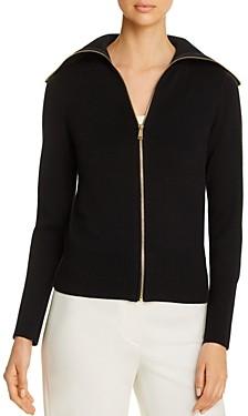Nic+Zoe Zip Sweater Jacket