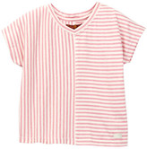 7 For All Mankind Boxy Cap Sleeve Blouse (Big Girls)