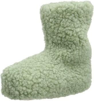 WOOLSIES Unisex Adults' Yeti Natural Wool Hi-Top Slippers