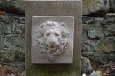 The Well Appointed House Donatello Lion Mask for the Garden
