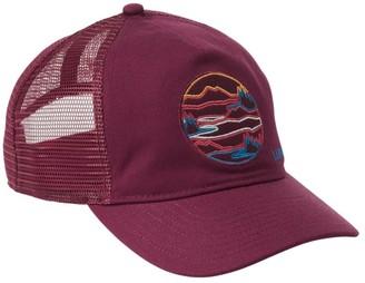 L.L. Bean Women's Graphic Trucker Hat