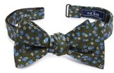 The Tie Bar Men's Freefall Floral Silk Bow Tie