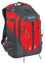 Outdoor Products Cross Breeze Internal Frame Pack - Red/Gray