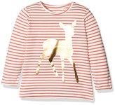 Name It Baby Girls' Nitfideer LS F Mini Long Sleeve Top